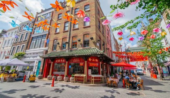 Dinner And An Overnight Stay For Two In Chinatown