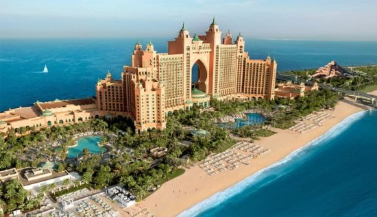 Holiday to Dubai with Travelzoo and Magic