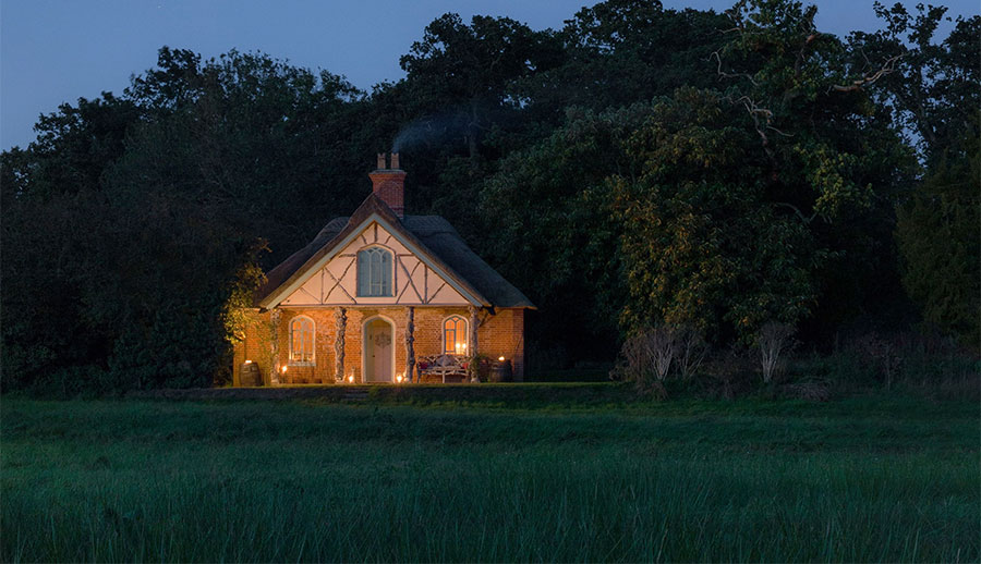 Two Night Stay At Hex Cottage