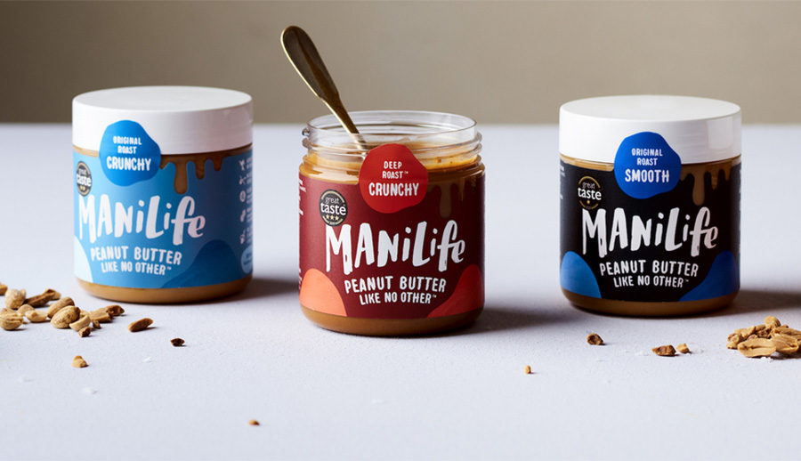 Year's Supply Of Manilife Peanut Butter