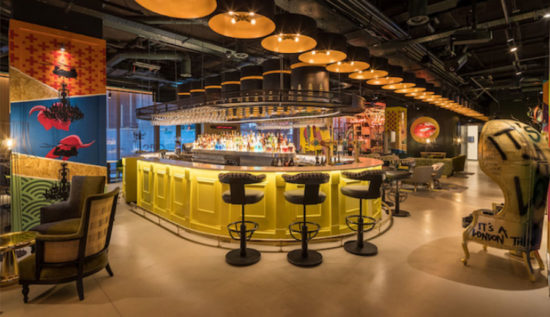 B&B Stay For Two At nhow London